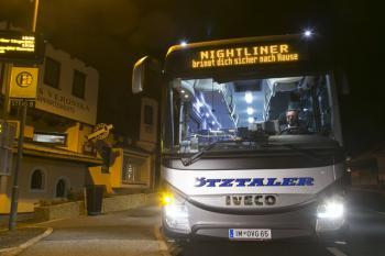 Sind Nachtbusse sicher?